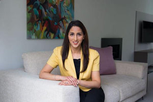 Interview with Jumana Kapadia, founder of Lotus Bites