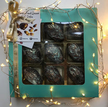 Gift Option with 16 Salted Caramel and Quinoa Stuffed Medjool Dates