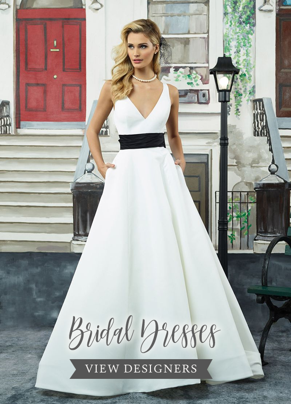 Bridals by Gilbert / Wedding Gowns Tuxes and Party Dresses