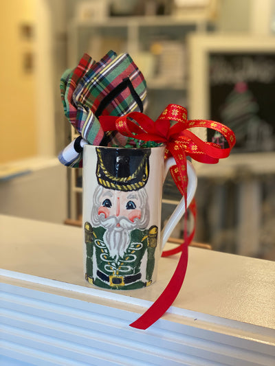 Nutcracker Mug gift set