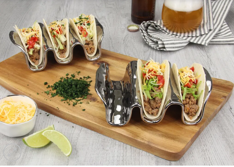 Pampa Bay Taco Holder
