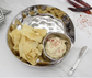 Pampa Bay Round Chip & Dip Bowl