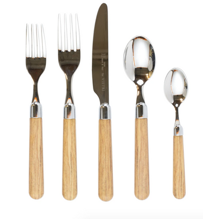 Albero Flatware 5 pc Place Setting