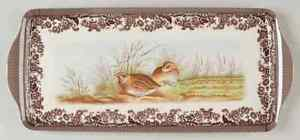 Pimpernel Woodland Melamine Sandwich Handled Tray