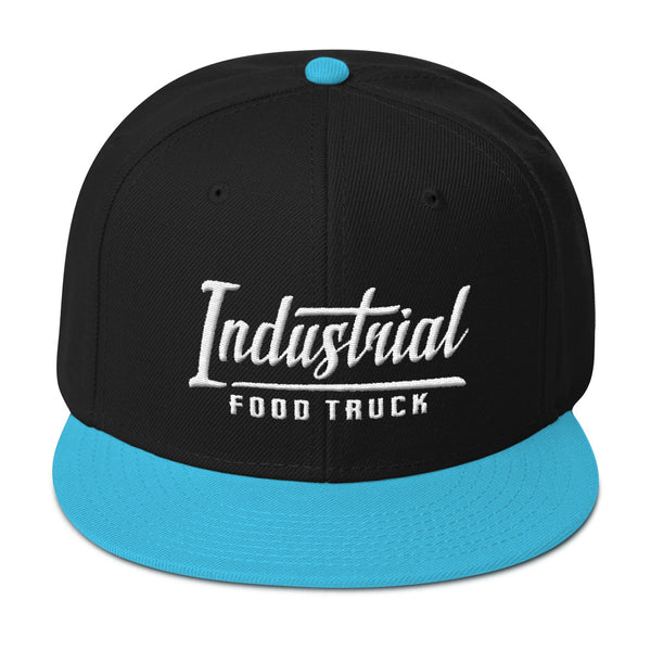 "Industrial Food Truck™ ""Signature"" Snapback Hat"