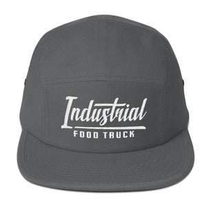 "Industrial Food Truck™ ""Signature"" 5 Panel Camper"