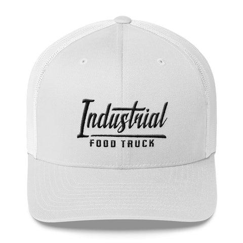 "Industrial Food Truck™ ""Signature"" Trucker Cap"