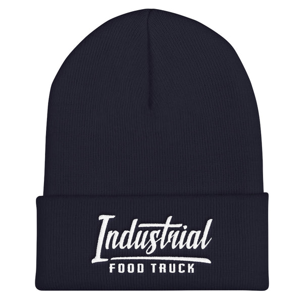 "Industrial Food Truck™ ""Signature"" Cuffed Beanie"