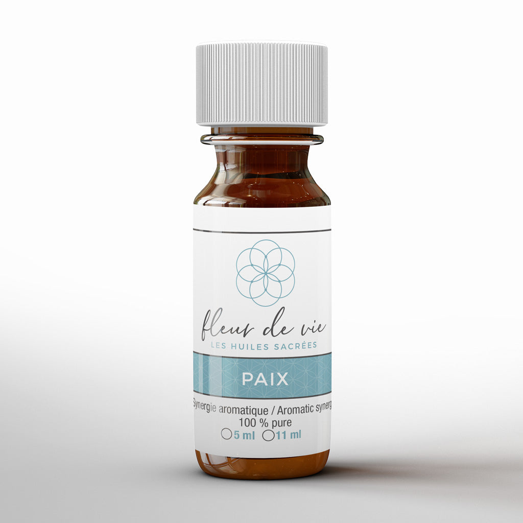 Paix - Synergie aromatique 100% pure