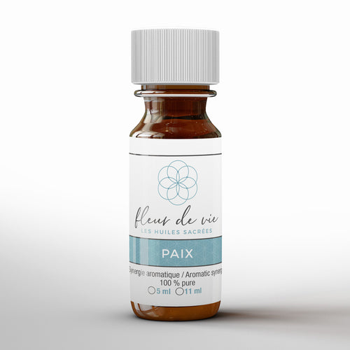 Paix Synergie aromatique 100% pure