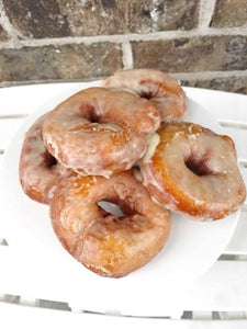 Gluten Free Glazed Donut only available July 9th!