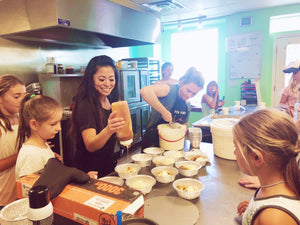 Beginner Kids Bake Camp