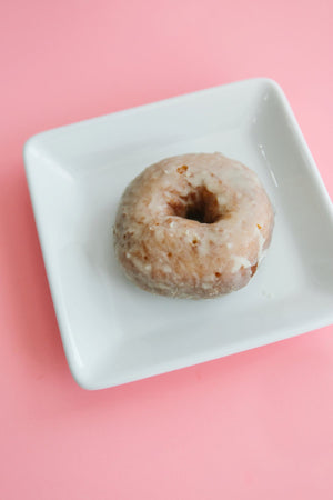 Gluten Free Glazed Donut only available June 11th