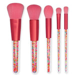 Sprinkle Brush Set, 5-Piece