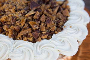 Toffee Chocolate Pie Pick-up November 25th
