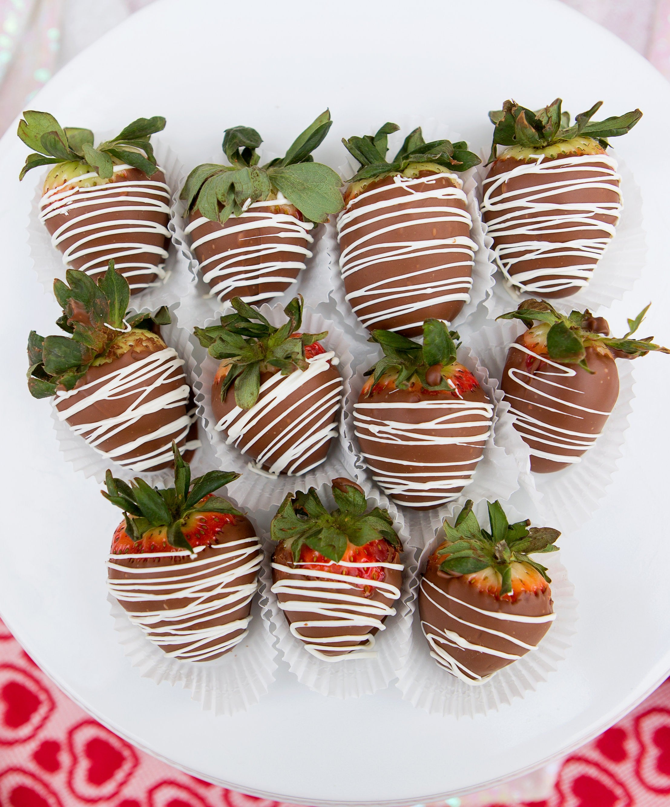 Chocolate Dipped Strawberries only available February 12th & 13th - FUTURE DATE PICKUP!