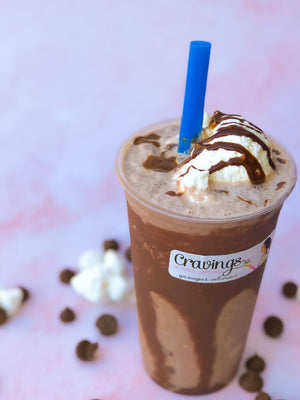 Frozen Hot Chocolate - FUTURE DATE PICKUP!