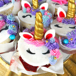 Unicorn Cupcake Party