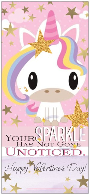 Be Mine Unicorn!