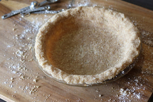 "9"" Gluten Free Frozen Pie Crust available only November 26th and 27th."