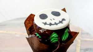 Scary Skeleton Mint Chocolate  - FUTURE DATE!
