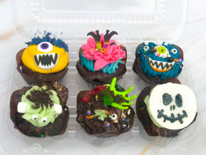 1/2 dozen Halloween minis -SAME DAY (available October 26th only)