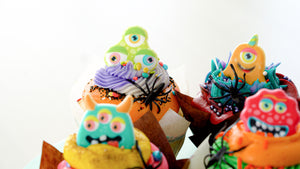 Monster Mash Cupcakes - FUTURE DATE!