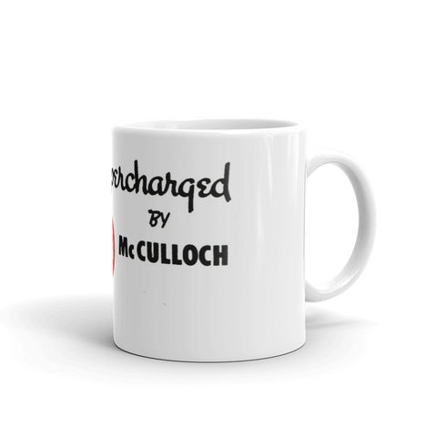 Supercharged by Mcculloch Coffee Mug