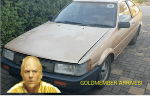 Goldmember AE86 - YOUTUBE VIDEO-