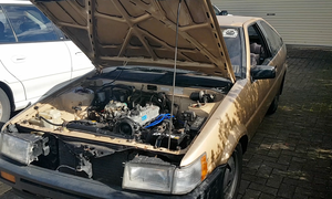 AE86 Goldmember wrap up video