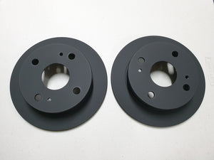 AE86 rear brake disc