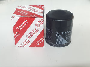 1JZGTE OEM Toyota oil filter