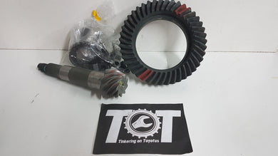 T series 6.7 inch 4.55 & 4.77 gear set