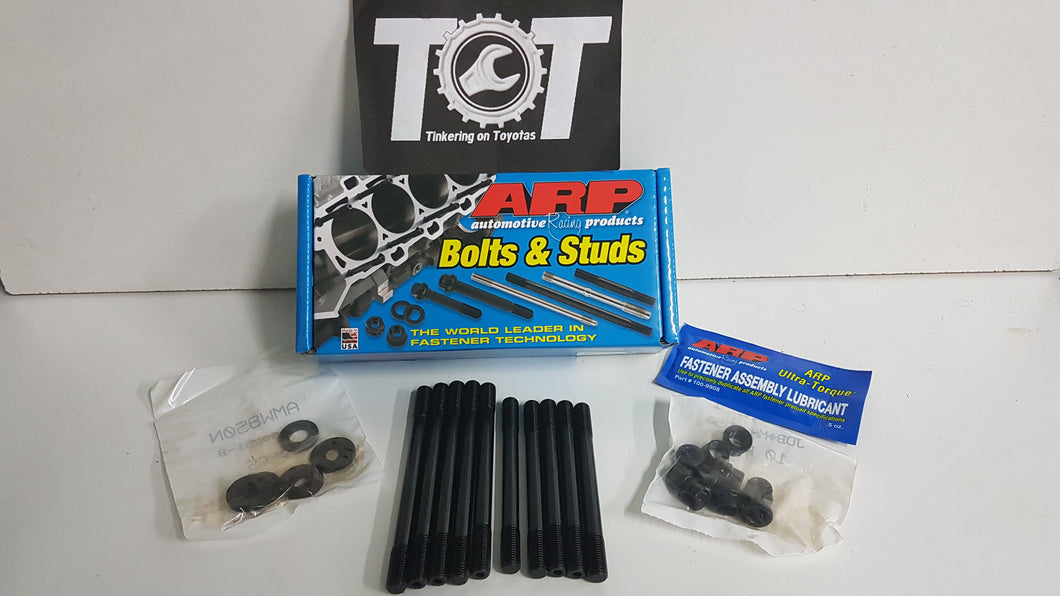 4AGE 16v head stud kit