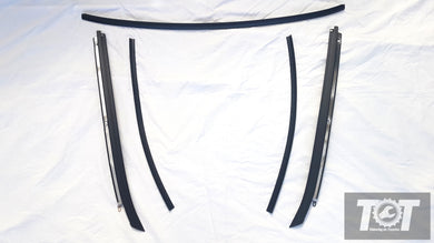 AE86 windscreen trim set
