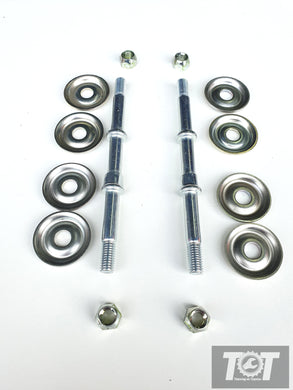 Toyota front sway bar link pin kit