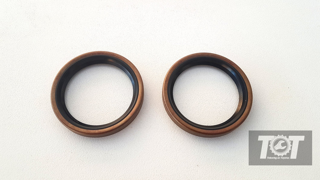 T series axle seals