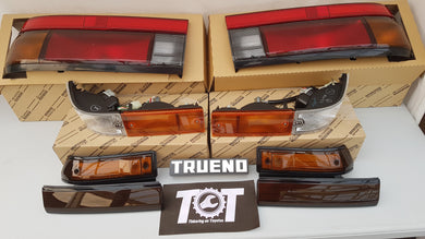 Kouki Trueno light restoration kit
