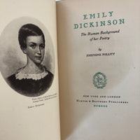 Emily Dickinson: The Human Background of Her Poetry - Books Above the Bend