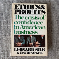 Ethics & Profits: The crisis of confidence in American business - Books Above the Bend