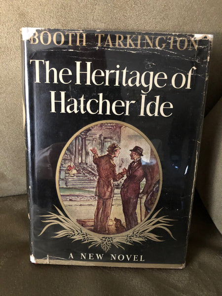 The Heritage of Hatcher Ide - Books Above the Bend