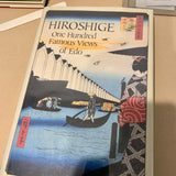 Hiroshige: One Hundred Famous Views of Edo - Books Above the Bend