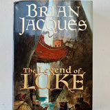Legend of Luke - Books Above the Bend
