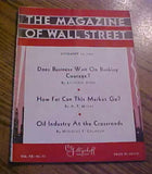 The Magazine of Wall Street: December 19, 1931