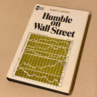 Humble on Wall Street - Books Above the Bend