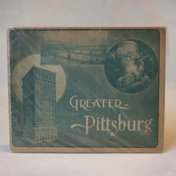 Greater Pittsburg - Books Above the Bend