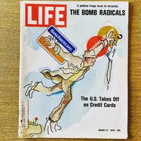 Life Magazine: The US Takes Off on Credit Cards, March 27, 1970 - Books Above the Bend