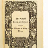 The Great Book-Collectors - Books Above the Bend