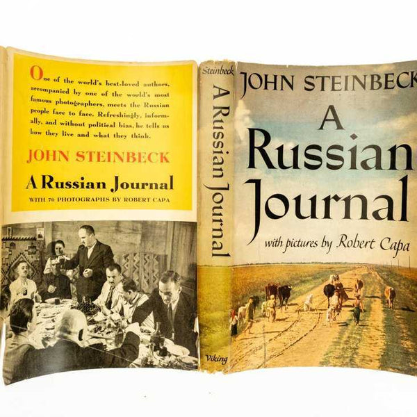 A Russian Journal - Books Above the Bend