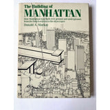 The Building of Manhattan - Books Above the Bend